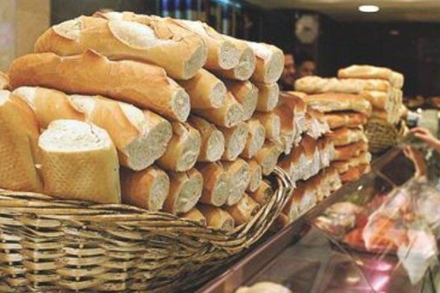 El precio del pan tendría un fuerte incremento por el aumento de la harina
