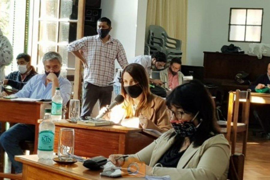 Pidieron informe de obras a Aguas de Corrientes