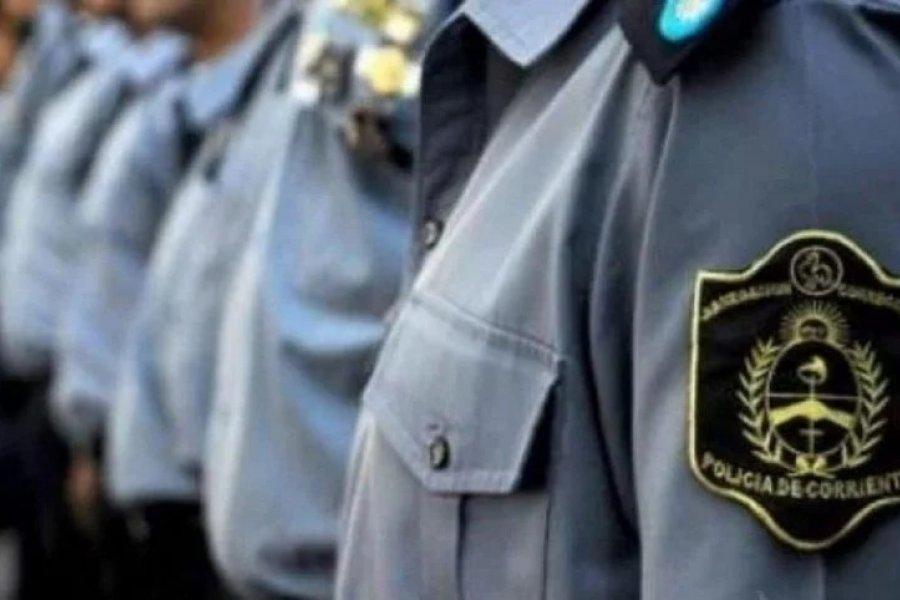 Se conoció la lista de ascensos de la Policía de Corrientes