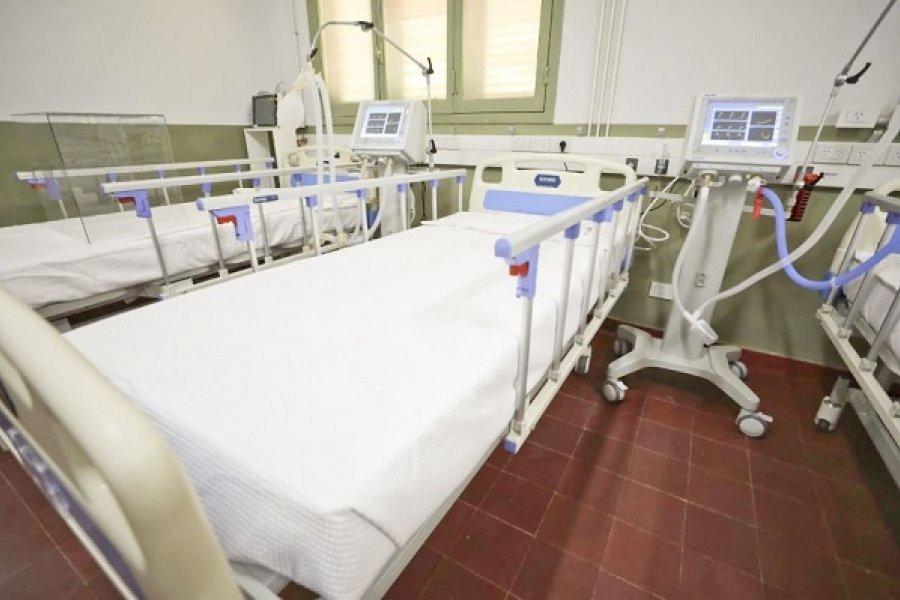 Hospital de Campaña: Hay once pacientes en Sala de Sospechosos