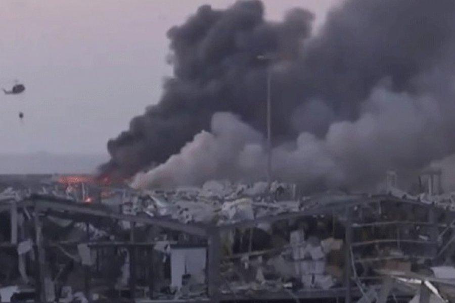 El Papa envía 250.000 euros al Líbano para los afectados por la explosión en Beirut