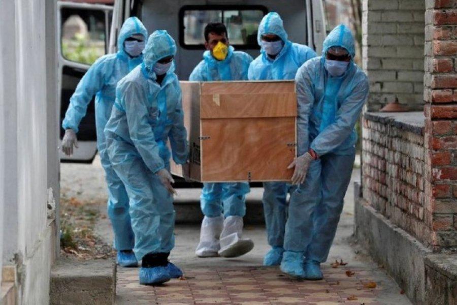 Covid-19: Darán subsidio de $ 15.000 a familias de fallecidos en el país