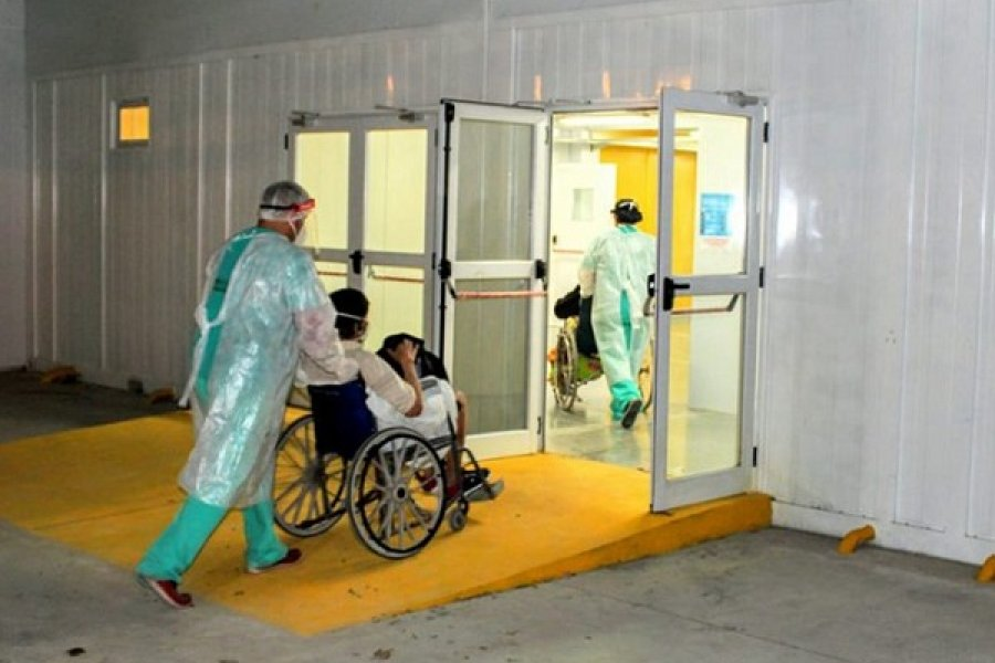 Coronavirus en el Chaco: murió una mujer de 80 años y ya son 163 las víctimas fatales