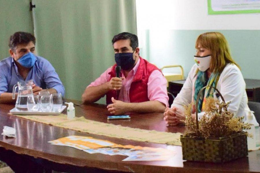 Curuzú Cuatiá colaborará con el hospital en la promoción de donación y recolección de leche materna