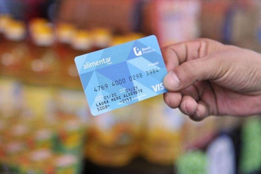 Arroyo dijo que se evalúa una suba para la tarjeta Alimentar