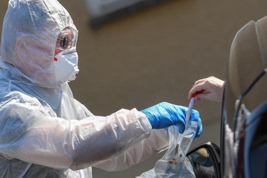 Coronavirus en Argentina: 113 muertes y 6.134 contagiados en las últimas 24 horas