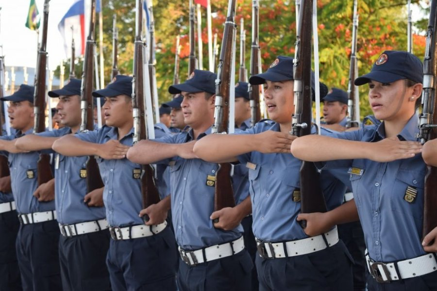 Inscripción abierta de aspirantes a la Policía de Corrientes
