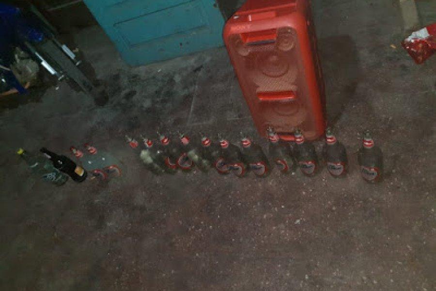 Con Itatí en fase 1: Varios detenidos en una fiesta clandestina