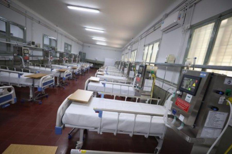Coronavirus en Corrientes: Once pacientes están internados en terapia intensiva
