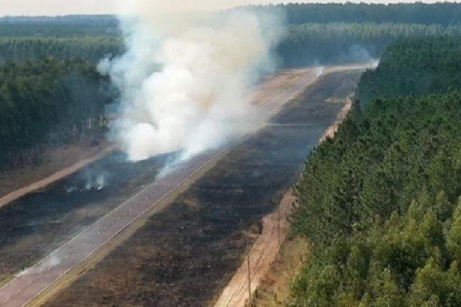 Corrientes: Renuevan advertencias por riesgo de incendios rurales