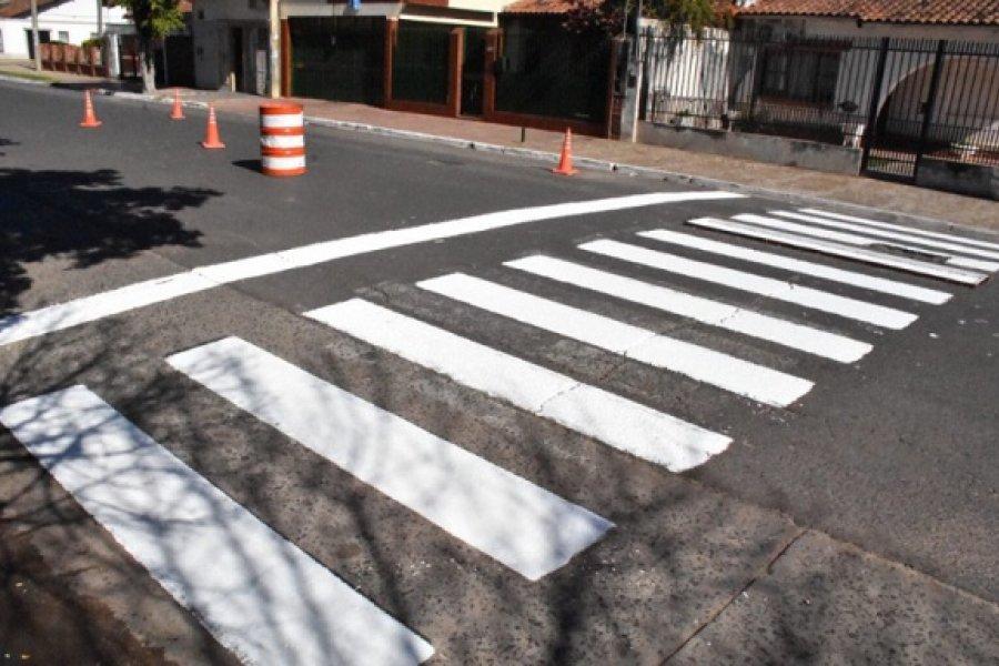 Precaución: Cortes de tránsito en el microcentro por trabajos viales