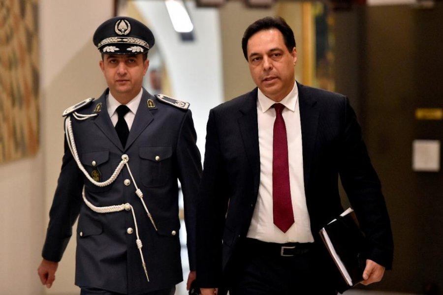 Acechado, renunció el gobierno del Líbano