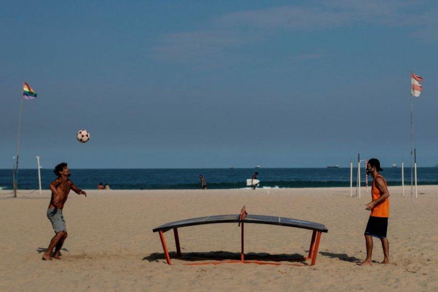 En Río de Janeiro habrá que sacar turno para ir a la playa