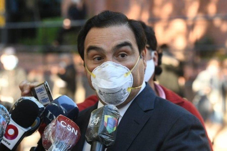 """Valdés pidió responsabilidad en este periodo de """"Alerta máxima"""""""