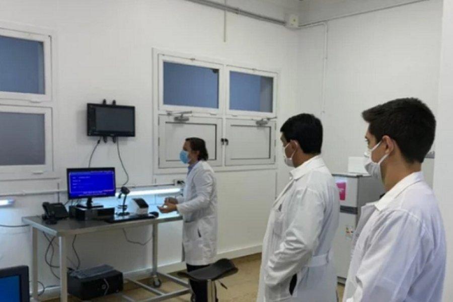 Corrientes: Nueve pacientes están internados en terapia intensiva en el Hospital de Campaña