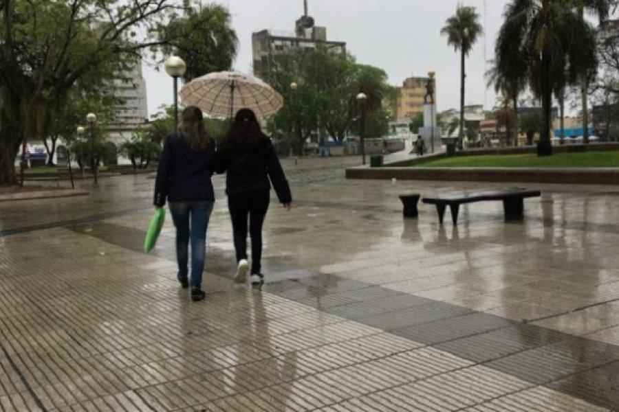 Alerta meteorológico para Corrientes y otras dos provincias