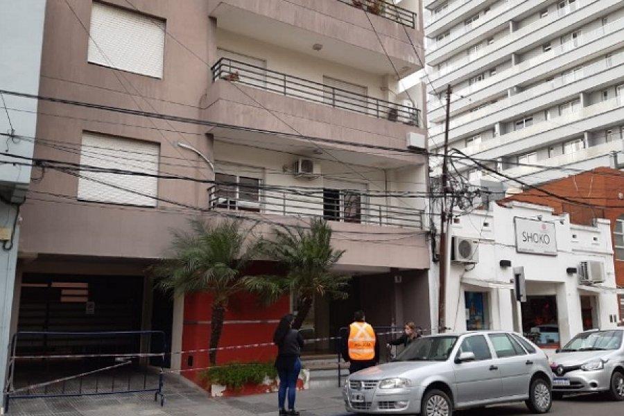 Coronavirus: Pusieron en cuarentena a un edificio céntrico