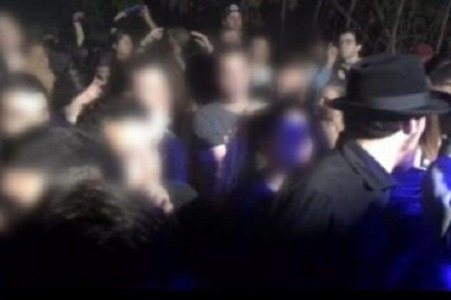 Corrientes: Comenzaron a declarar hoy los imputados por la fiesta clandestina en Santa Ana