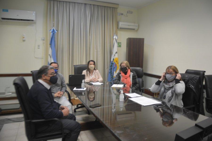 La Ministra dialogó con docentes sobre  la Educación Especial en Pandemia