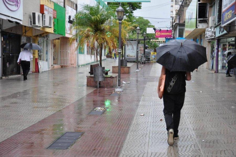 Persiste el pronóstico de lluvias y frío para este miércoles