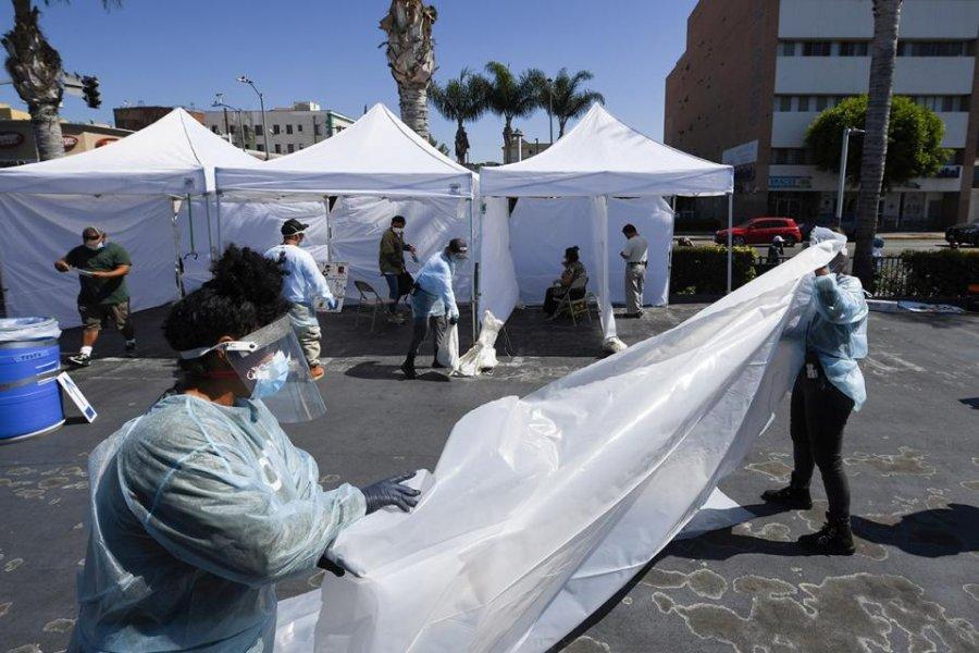 Coronavirus en Estados Unidos: Preocupa el aumento de contagios entre los niños en Florida