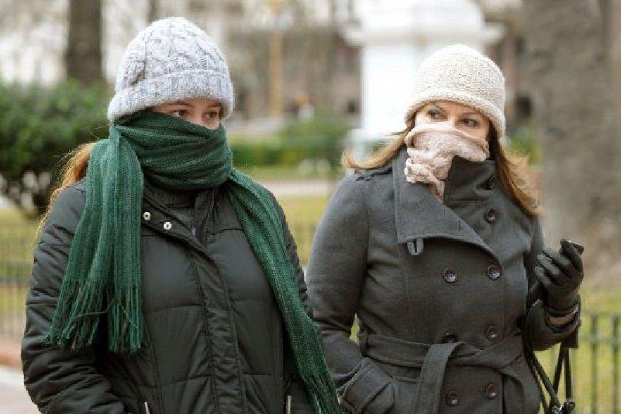 Corrientes: Miércoles frío con probabilidad de lluvias