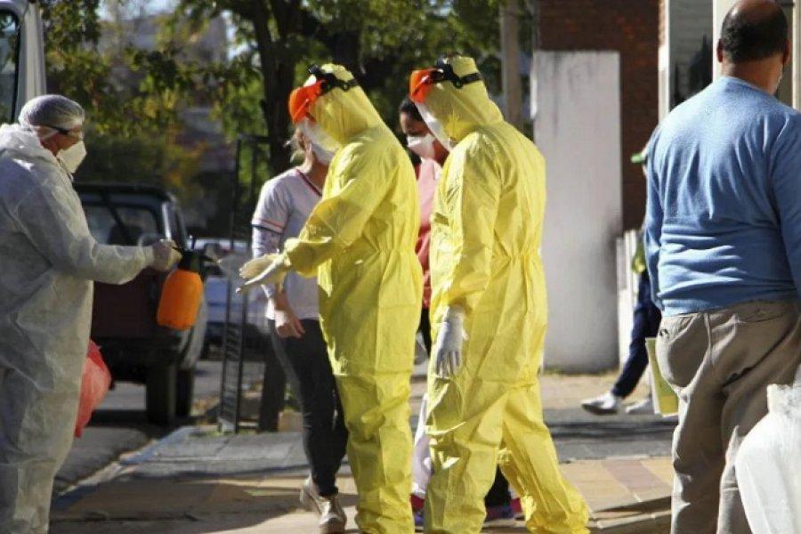 Confirmaron 84 nuevas muertes por coronavirus: Ya son 5.088 los fallecidos en el país