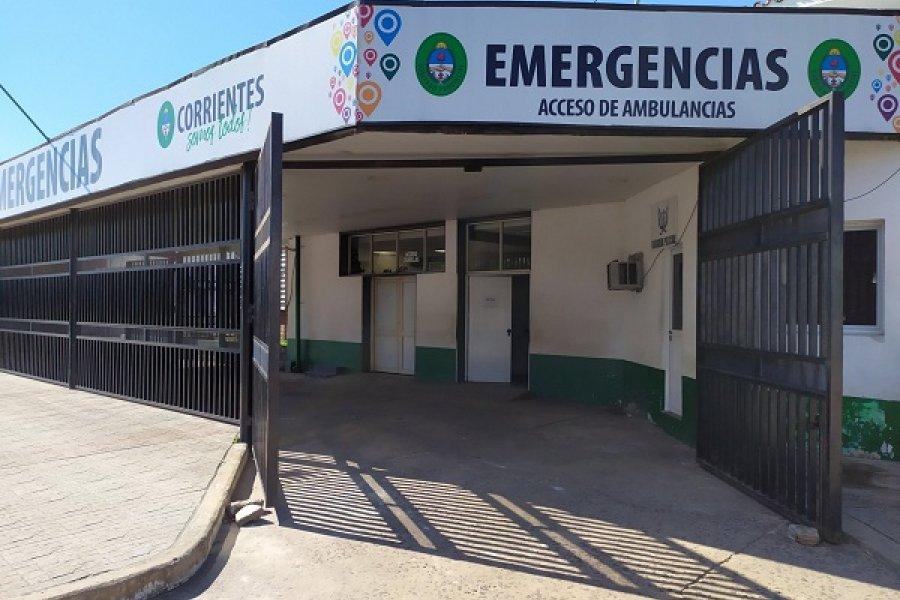 Hisopado a médico del Hospital Escuela: El primer resultado dio negativo