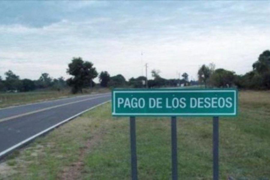 Corrientes:  Entrerrianos  ingresaron a Pago de los Deseos para un velorio