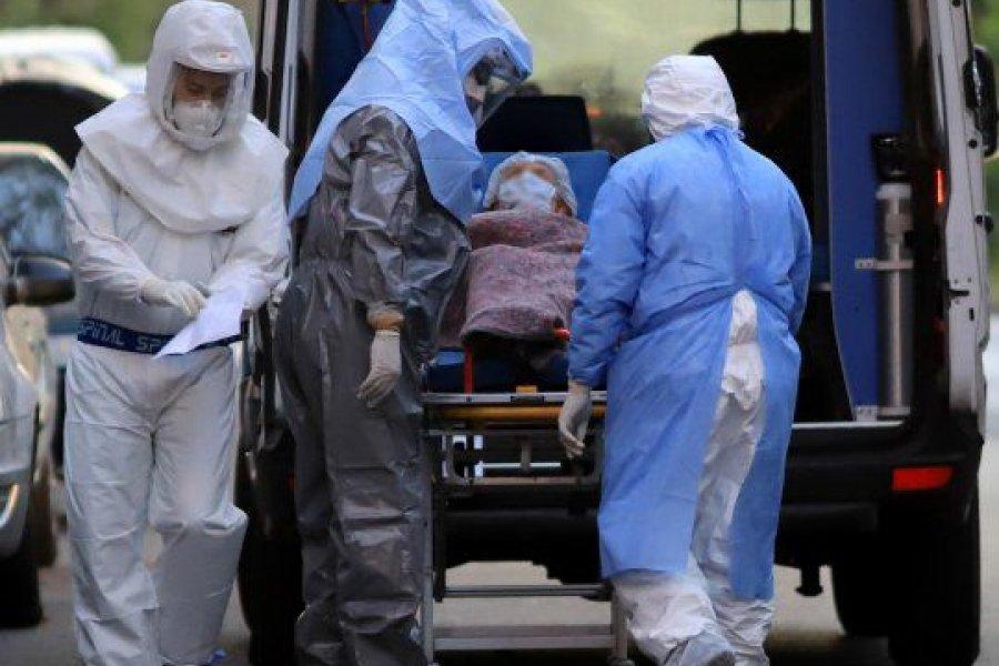 Coronavirus en Argentina: 209 nuevas muertes y 7.663 casos en las últimas 24 horas
