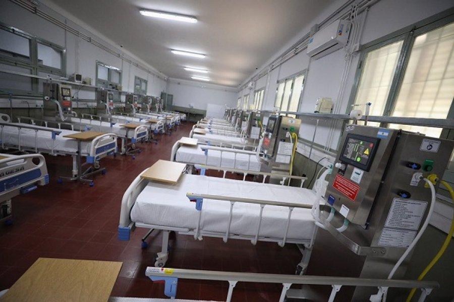 Hospital de Campaña: Dos pacientes con coronavirus fueron dados de alta