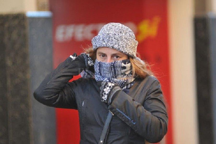 Frío en Corrientes