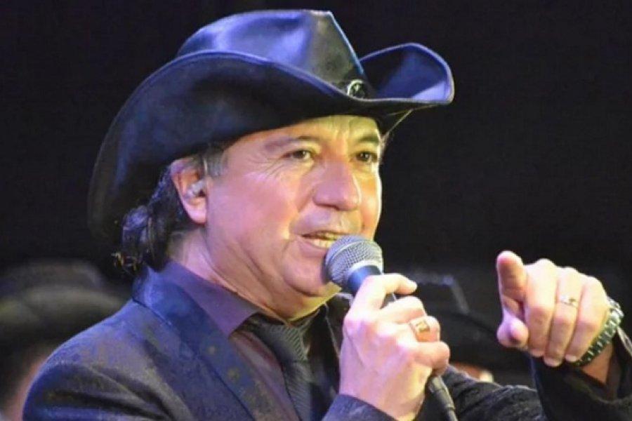 Falleció Carlitos Márquez, cantante de Los Forasteros