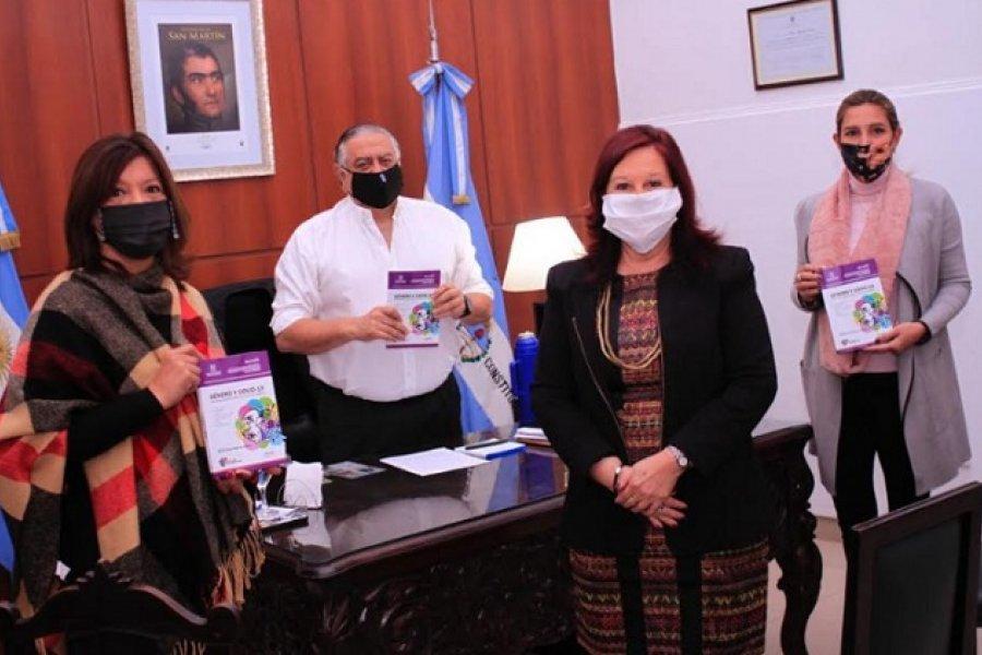 Género y Covid: Problemáticas de género en contexto de pandemia en análisis parlamentario
