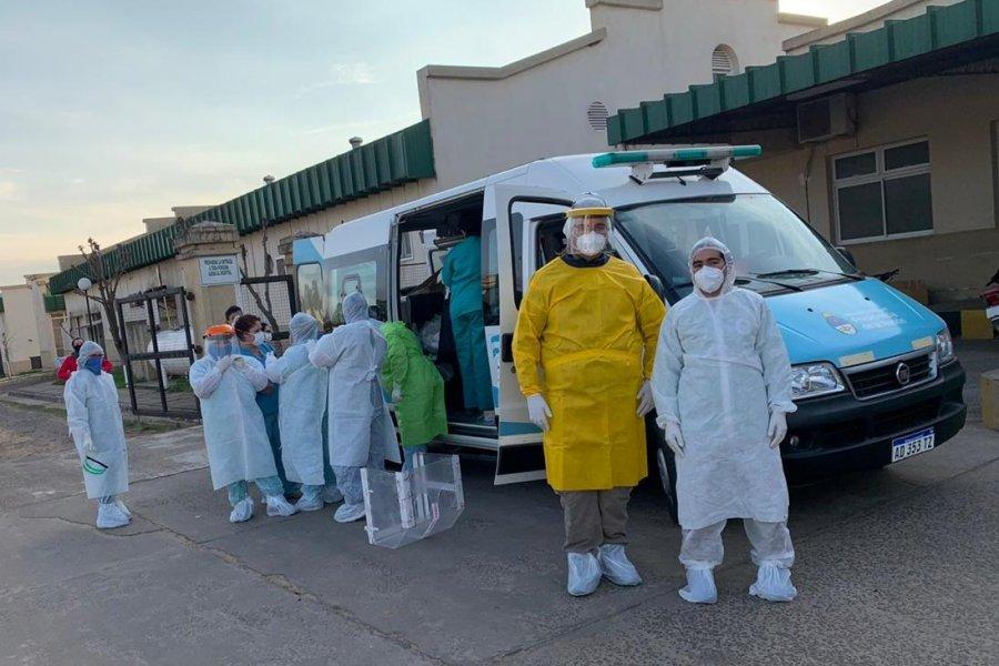 Coronavirus: Ya se realizaron 202 hisopados en Bella Vista