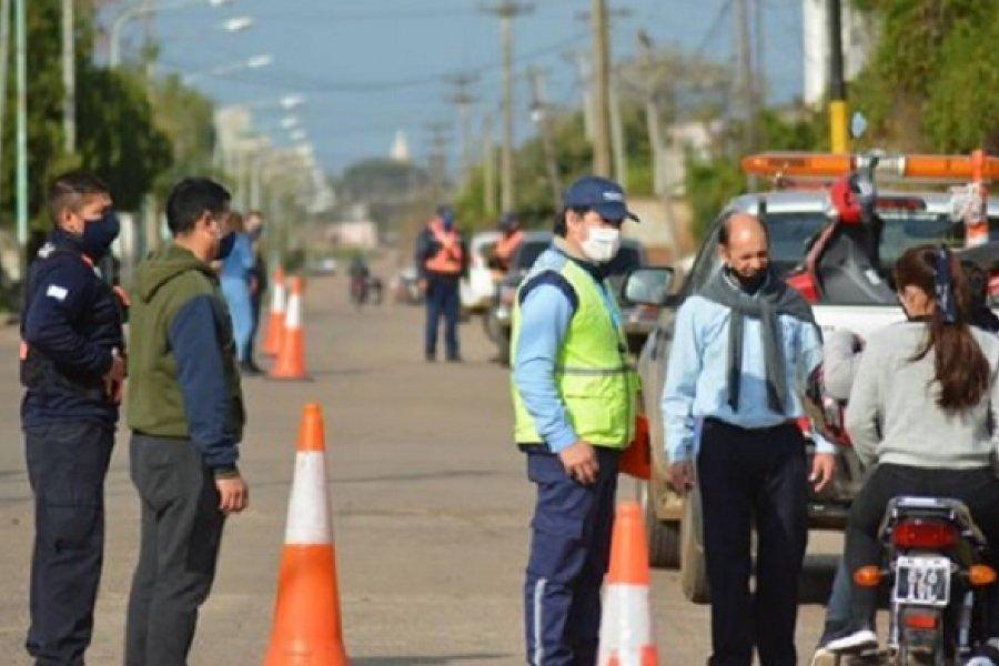 El Municipio realiza operativos de seguridad y preventivos en Mercedes