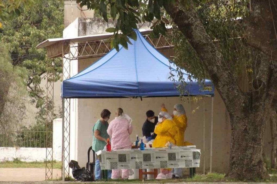 Coronavirus: Comenzaron los hisopados en Monte Caseros
