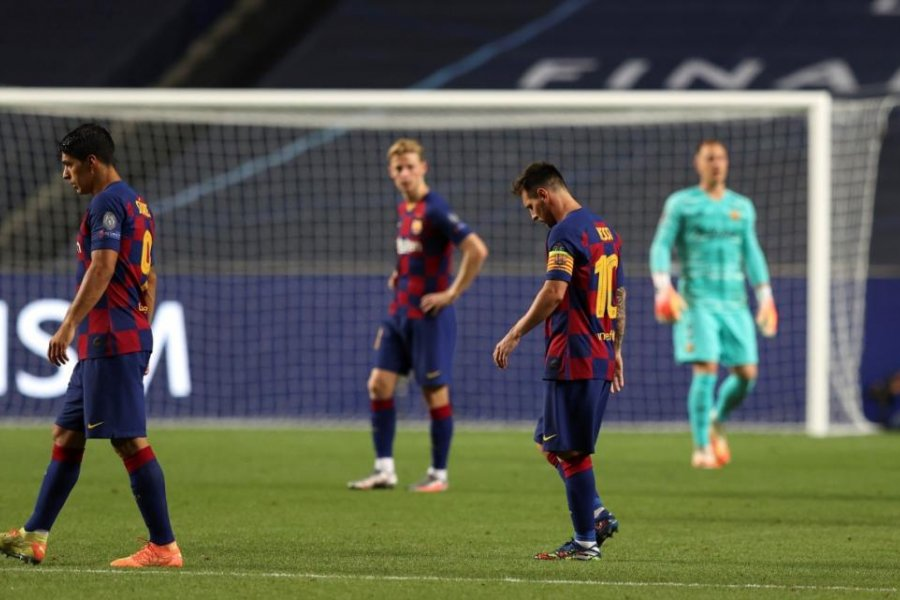 El humillante 8-2 que le propinó el Bayern Múnich al Barcelona