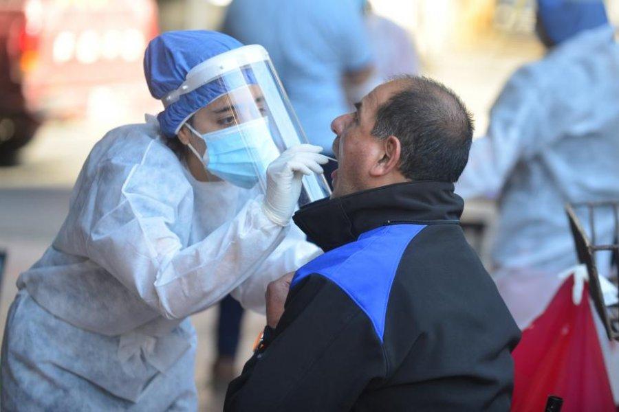 Coronavirus en Argentina: 165 muertes y 6.365 nuevos contagios