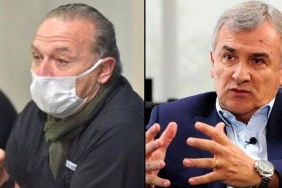Coronavirus en la política: Gerardo Morales y Sergio Berni dieron positivo