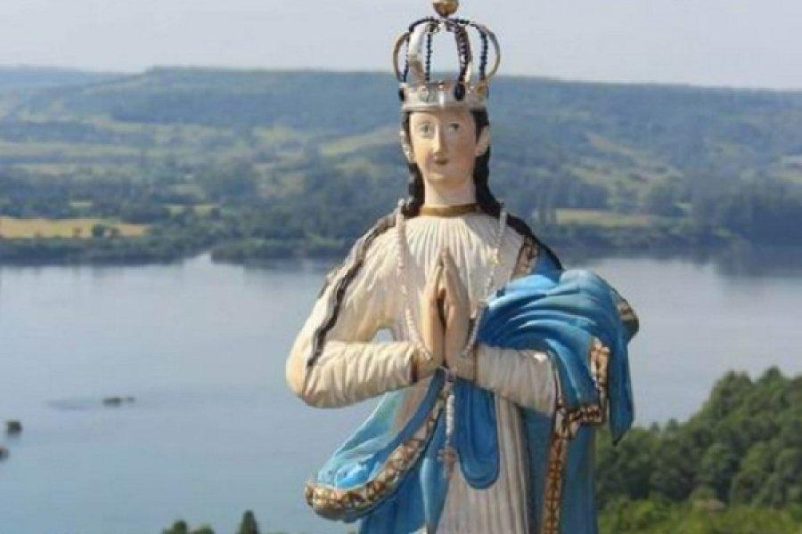 La Cruz celebra la fiesta patronal en honor a la Virgen de Acaraguá y Mbororé