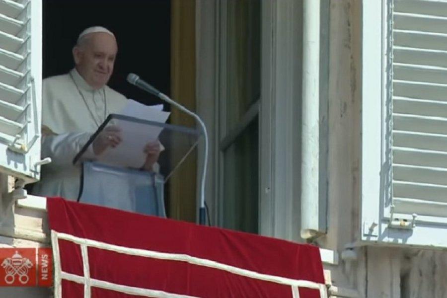 El Papa destaca la gran conquista de la Asunción de María al Cielo