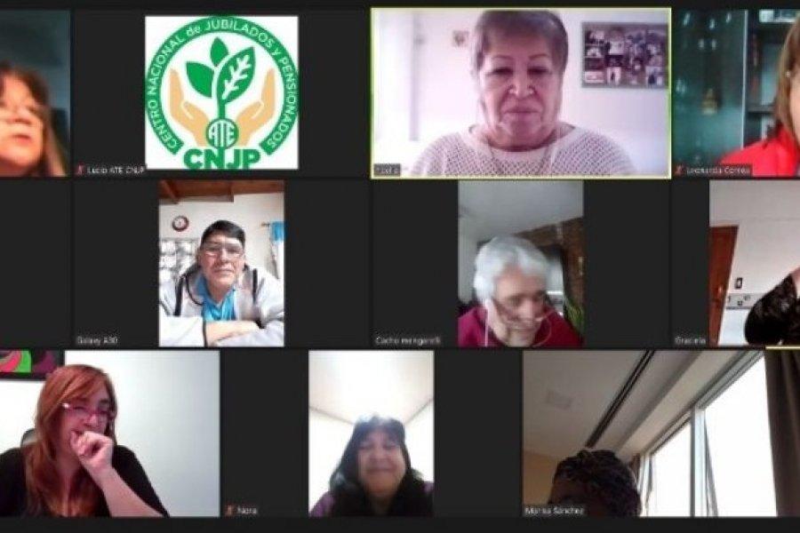 Centros de Jubilados nacional y provinciales analizaron la situación de la Región del NEA