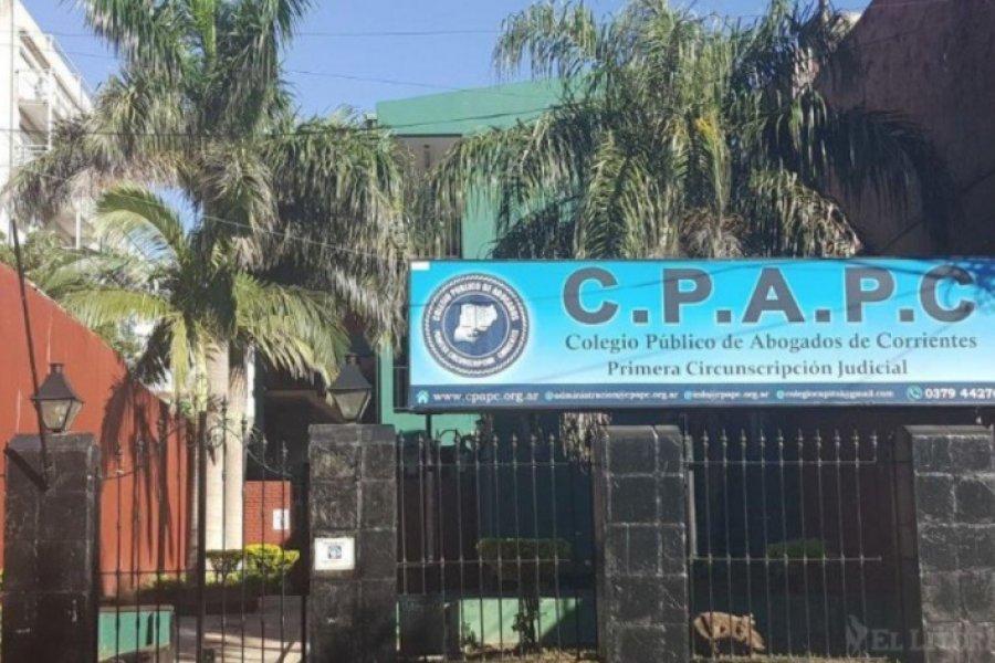 Corrientes: Abogados reprochan declaraciones de un miembro de la fuerza policial