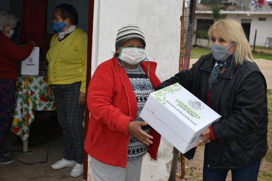 Desarrollo social brindó asistencia a más de cien adultos mayores