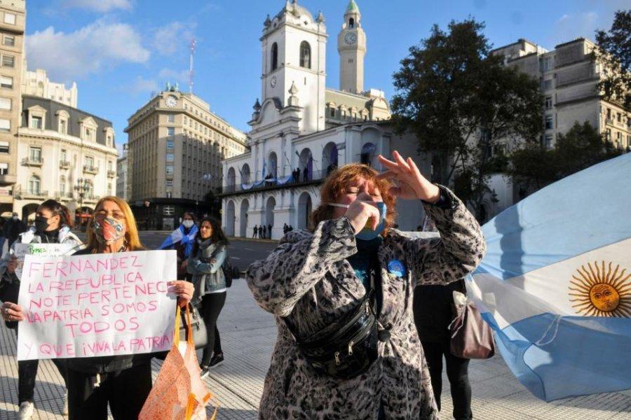 Rodríguez Larreta dijo que no participará de la marcha anticuarentena