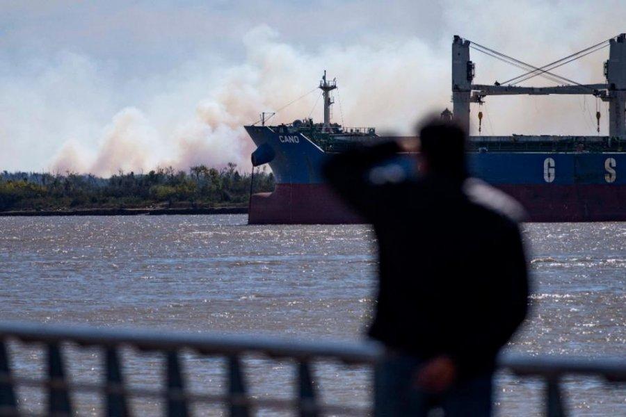 Incendios en el Delta del Paraná: crecen las consultas por enfermedades respiratorias