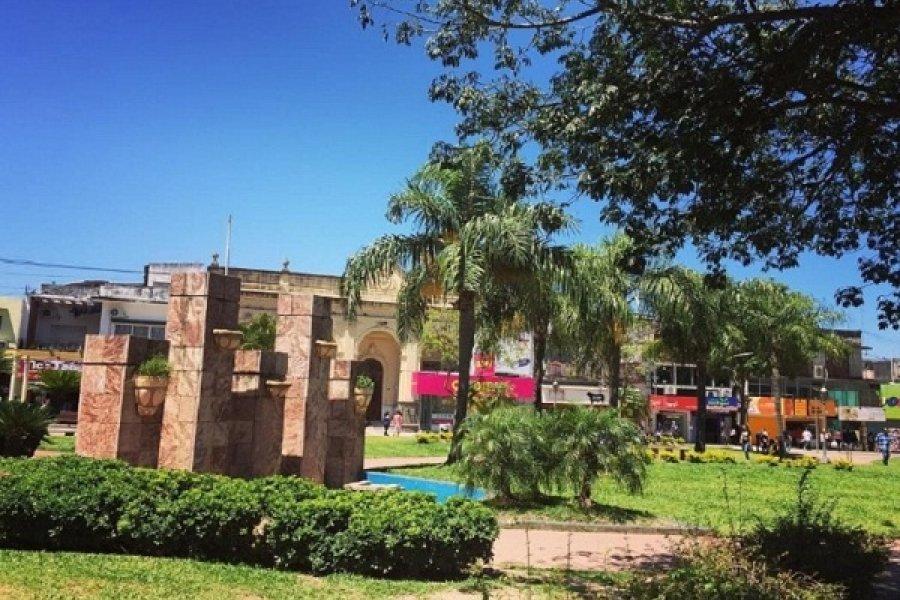 Feriado nacional soleado en Corrientes