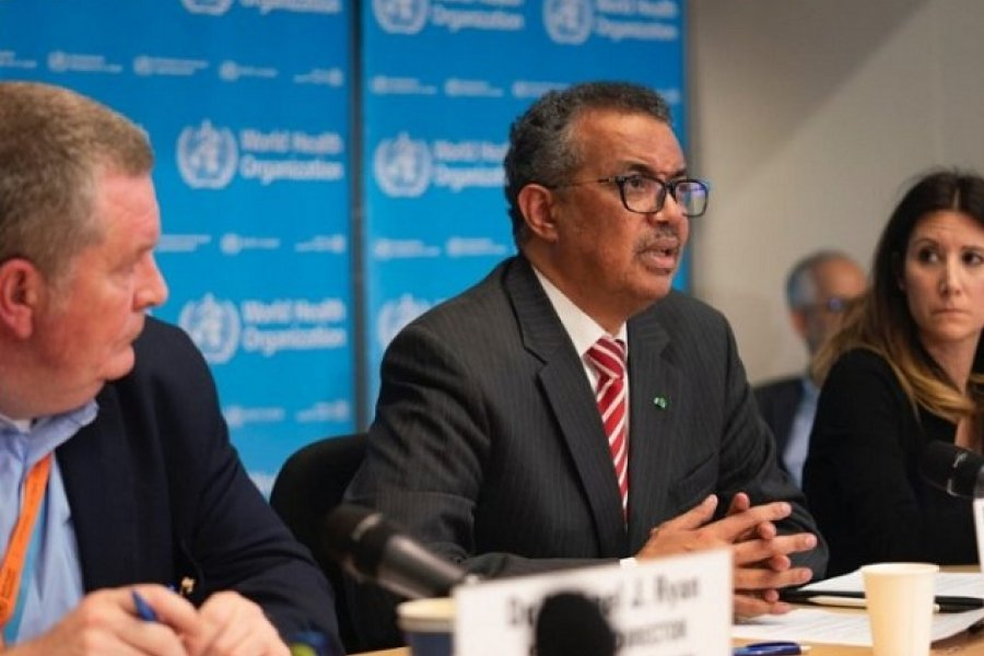 La OMS confirmó que se siguen superando récords de contagios y muertes a nivel global