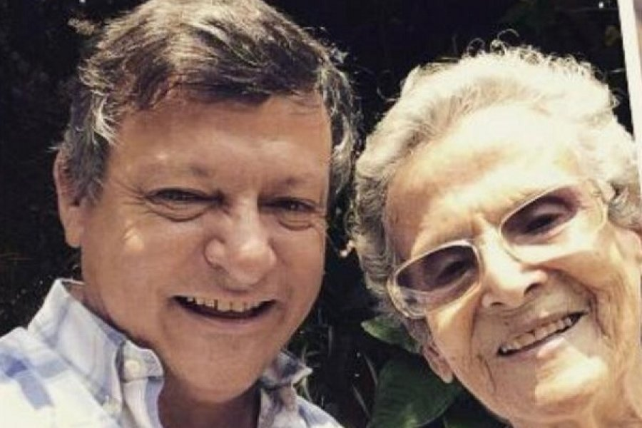 Murió la madre del ex gobernador de Chaco, Domingo Peppo